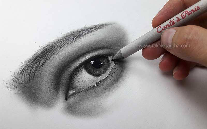 طراحی ب مداد