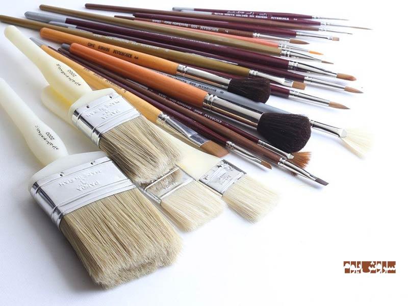 انواع قلمو ها